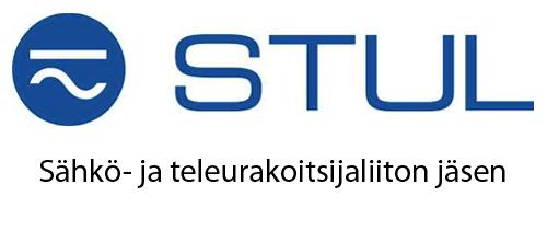 STUL - Sähkö- ja teleurakointiliiton jäsen
